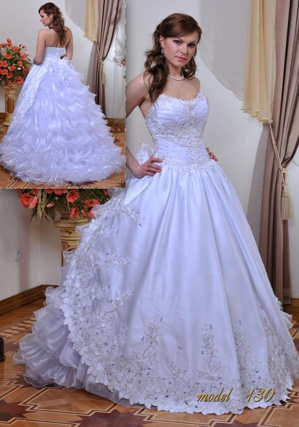 Весільна сукня модель 130