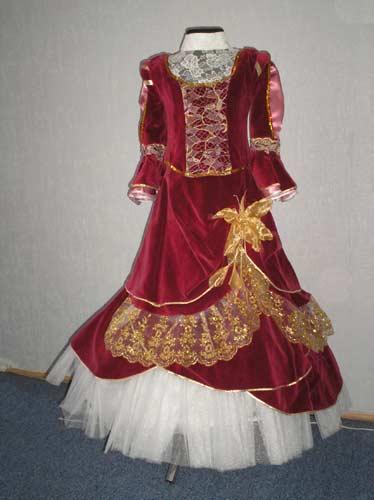 Дитячий карнавальний костюм